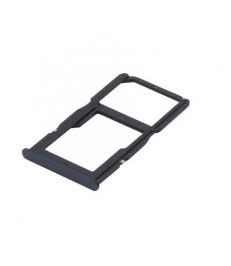 Huawei P30 Lite Sim and SD Card Holder Midnight Black
