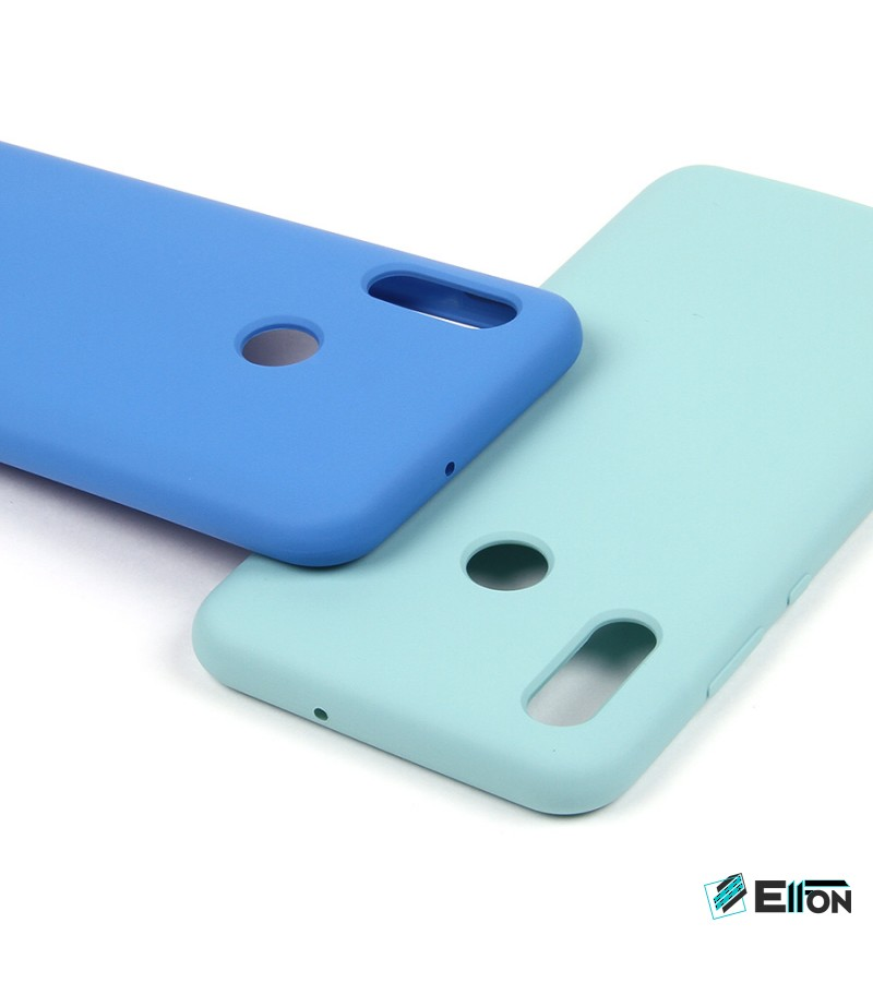 Soft touch Full Silicone Case für  für Huawei P Smart (2019), Art.:000537