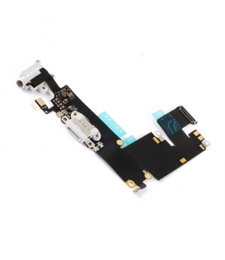 For iPhone 6 Plus System Connector Flex Black, SKU: APIPH6P304
