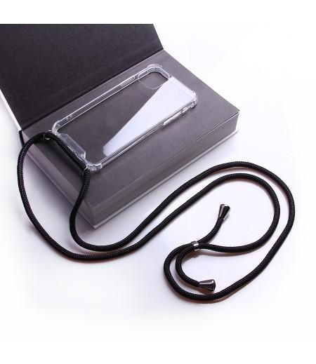 Crossbody-Handykette (with Silver Accessories) für iPhone 11, Art:000593