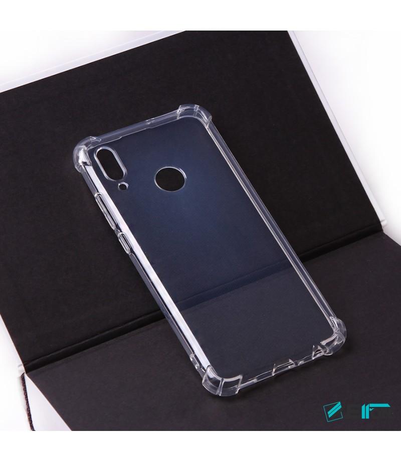 Elfon Drop Case TPU Schutzhülle mit Kantenschutz für Huawei P Smart 2019/ Honor 10i, Art.:000228