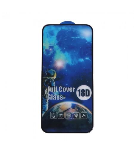 18D Full Glue Tempered Glass Screen Protector für iPhone 12/12 Pro (6.1), Art:000827