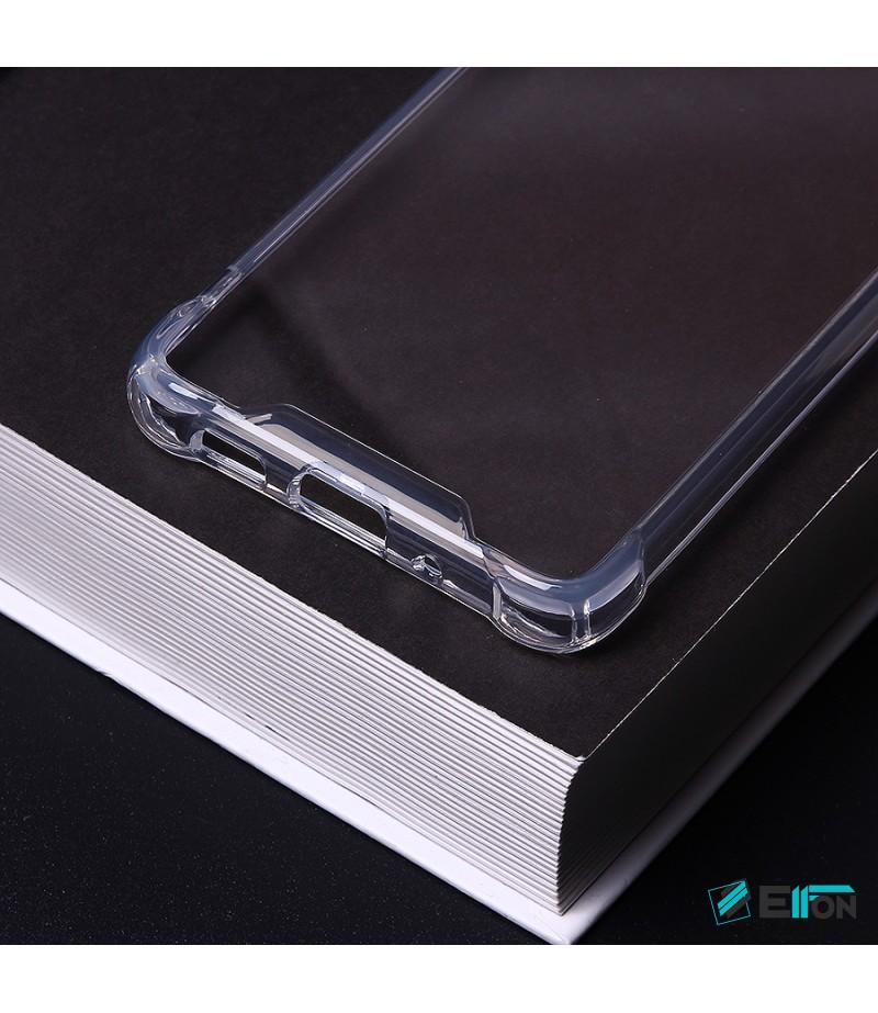 Premium Elfon Drop Case TPU+PC hart kratzfest kristallklar für Samsung S20 Plus, Art.:000099-1