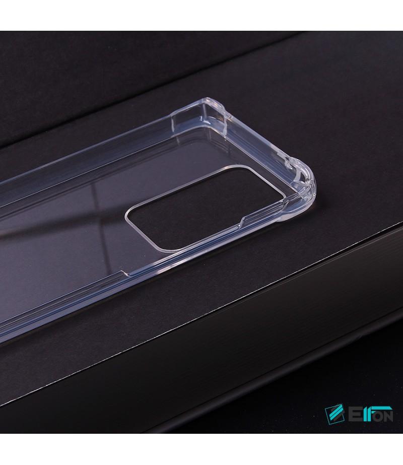 Premium Elfon Drop Case TPU+PC hart kratzfest kristallklar für Samsung S20 Ultra, Art.:000099-1