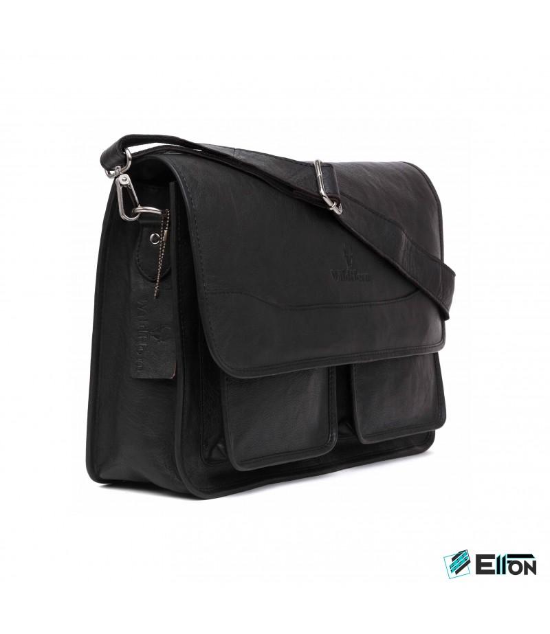 NDM Nappaleder Umhängetasche Handtasche MB218, Art.:000450