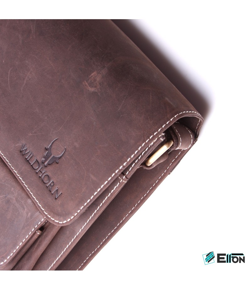 Hunterleder Umhängetasche Handtasche MB284, Art.: 000451