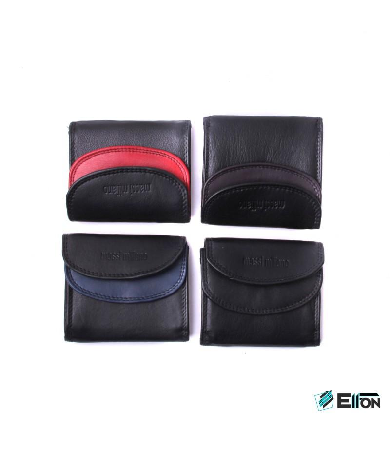 Nappaleder Mini-Geldbörse groß  RS-5001, Art.:000163
