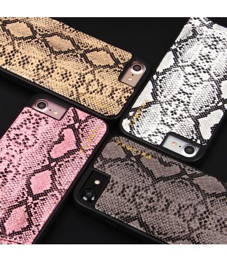 Snake Skin Cross-body Chain Case für iPhone 6/7/8, Art.:000007