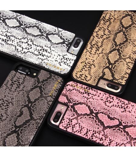 Snake Skin Cross-body Chain Case für iPhone 6 Plus/7 Plus/8 Plus, Art.:000007