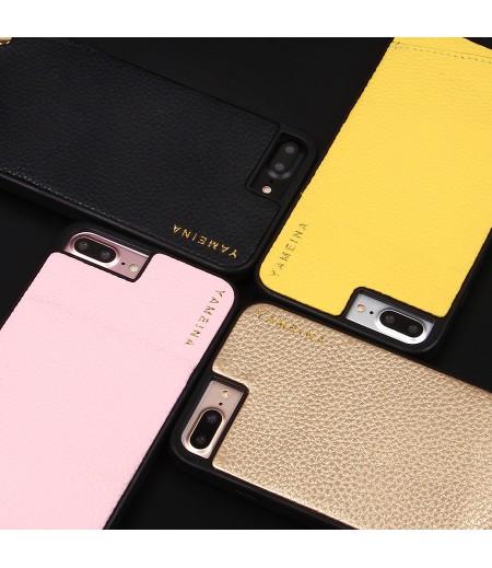Microfiber Leather Cross-body Chain Case für iPhone 6 Plus/7 Plus/8 Plus, Art.:000008