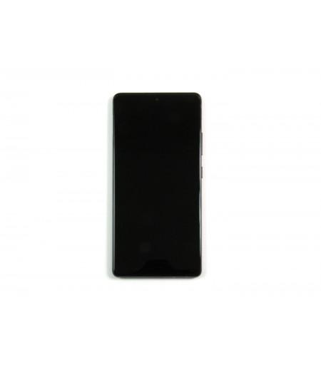 Samsung Galaxy S10 Lite Display and Digitizer Prism Black