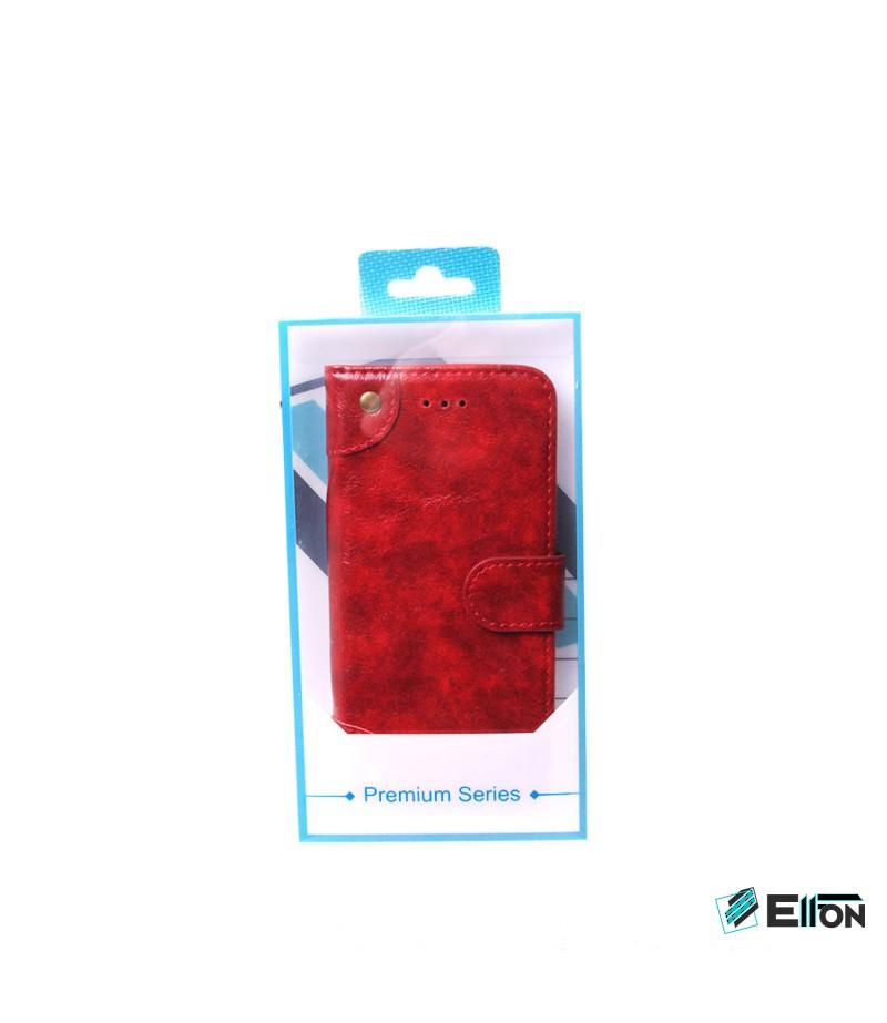 Handytasche mit Standfunktion und 3 Kartensteckplätzen für Samsung Galaxy S8, Art.:000058