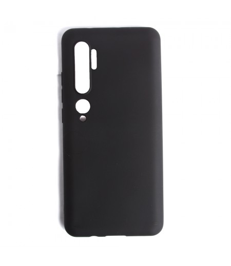 Black Tpu Case für Xiaomi Mi Note 10 Pro, Art.:000499