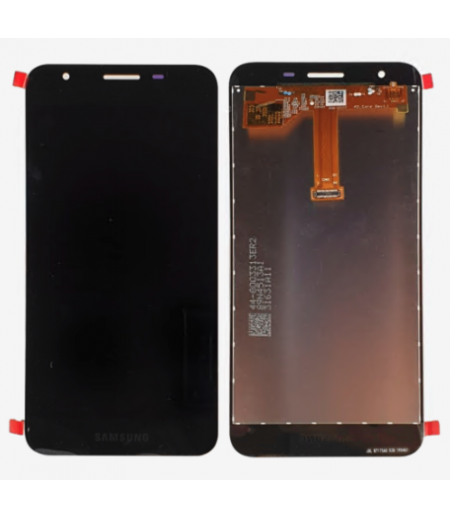 Samsung Galaxy A2 Core A260F Display and Digitizer Black with frame