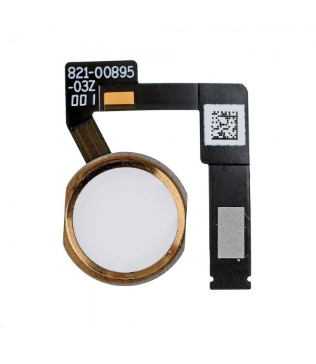 For iPad mini 5 (2019) Home Button Flex Gold, SKU: BB898705FD