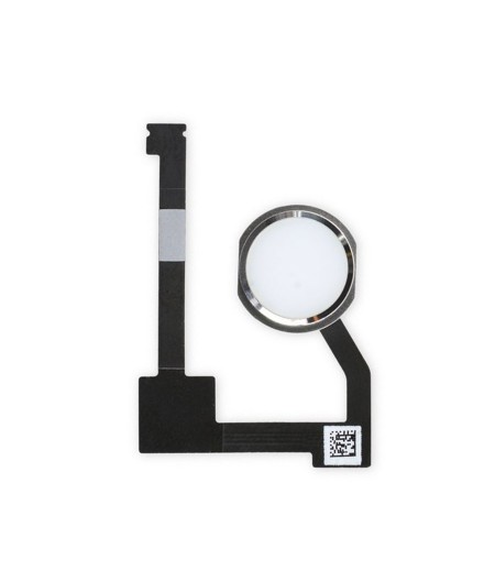 For iPad mini 5 (2019) Home Button Flex Silver, SKU: BB8EFC47FA
