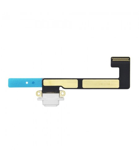 For iPad mini 5 (2019) System Connector Flex White, SKU: BB5FC44A9B