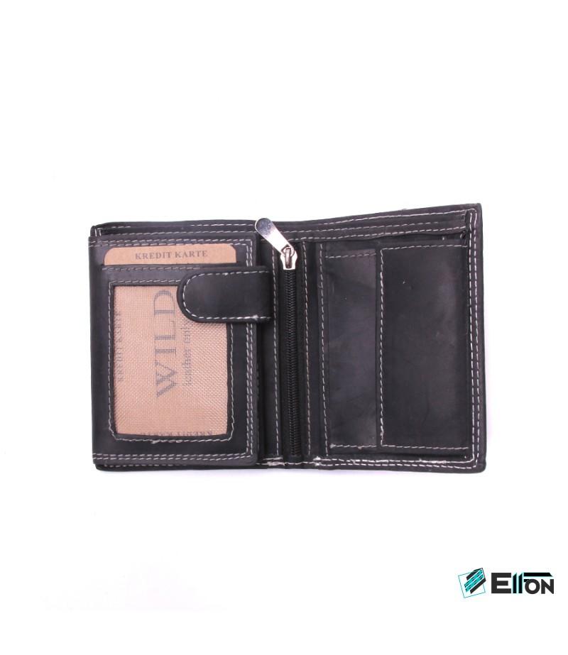Büffelleder Geldbörse im Hochfürmat RS-15NC, Art.:000178