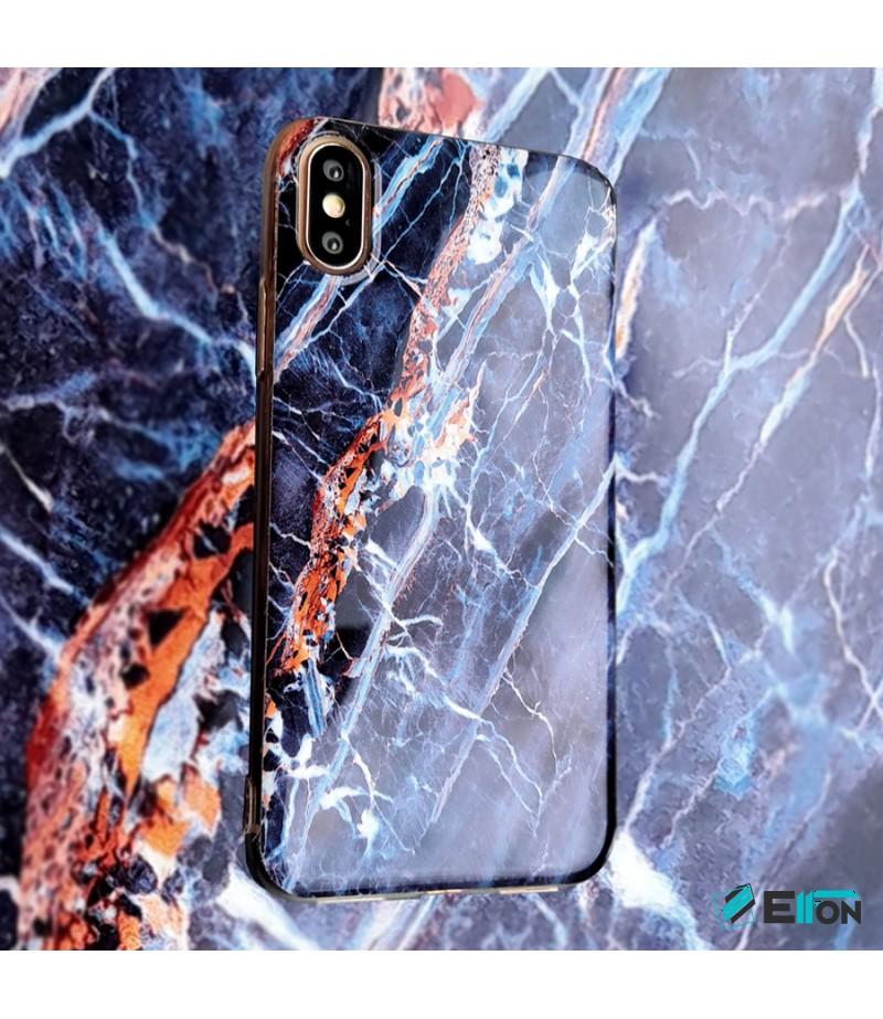 Gold Streak Marble Print Case für Samsung S8, Art.:000365