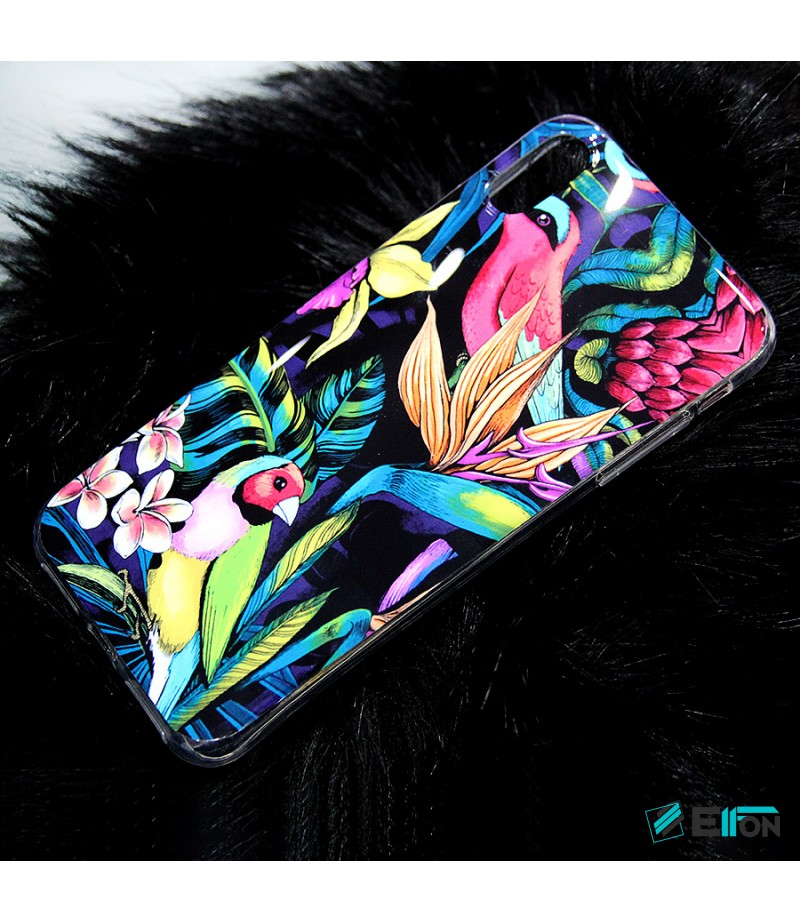 Tropical Birds Print Case für Samsung Note 8, Art.:000362