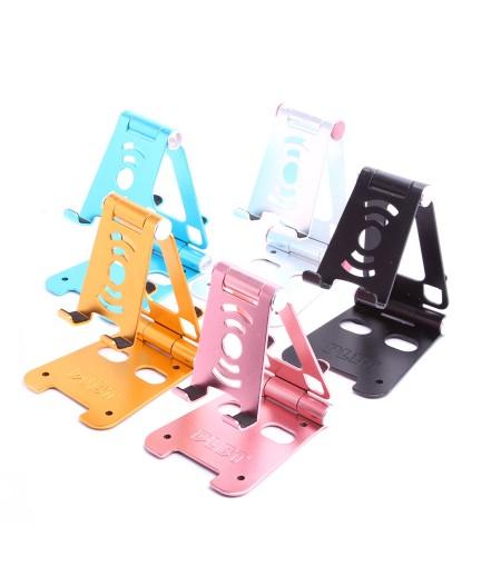 Folding Aluminium Phone Bracket, Art.:000683-1