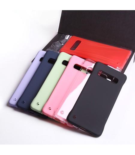 Soft Touch Slim Hard Case Cover für Galaxy S10, Art:000589