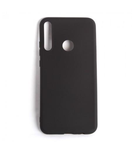 Black Tpu Case für Huawei P40 Lite E  / Y7P, Art.:000499