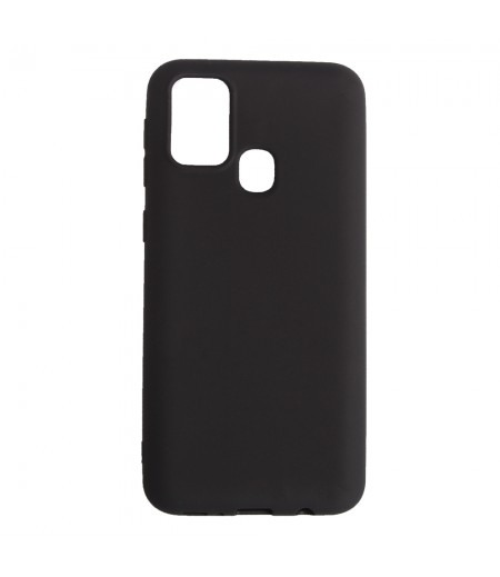 Black Tpu Case für Samsung Galaxy M31, Art.:000499
