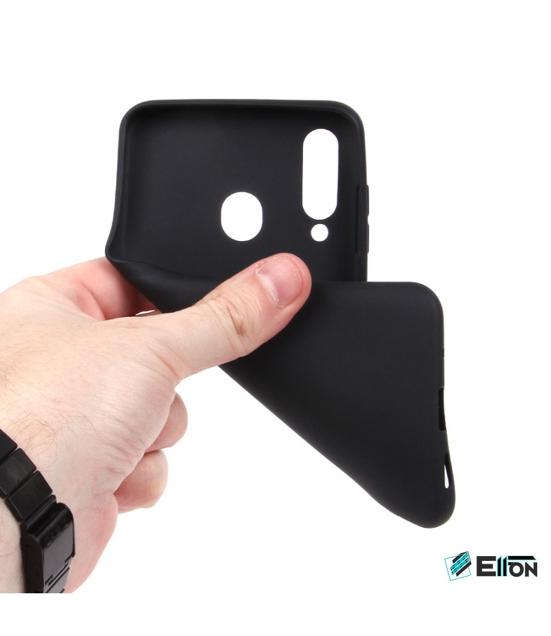 Black Tpu Case für Samsung Galaxy A60, Art.:000499
