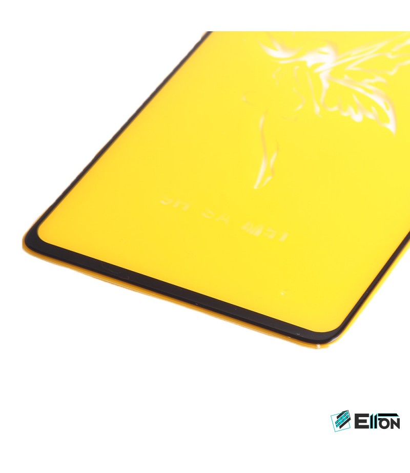Full Glue Curved Tempered Glass Screen Protector für Samsung A72 4G/ 5G,  Art:000298