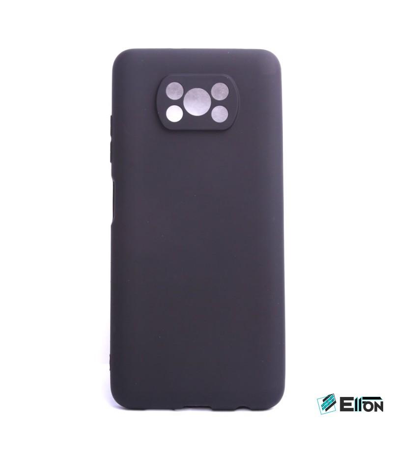 Black Tpu Case für Xiaomi Poco X3 NFC, Art.:000499