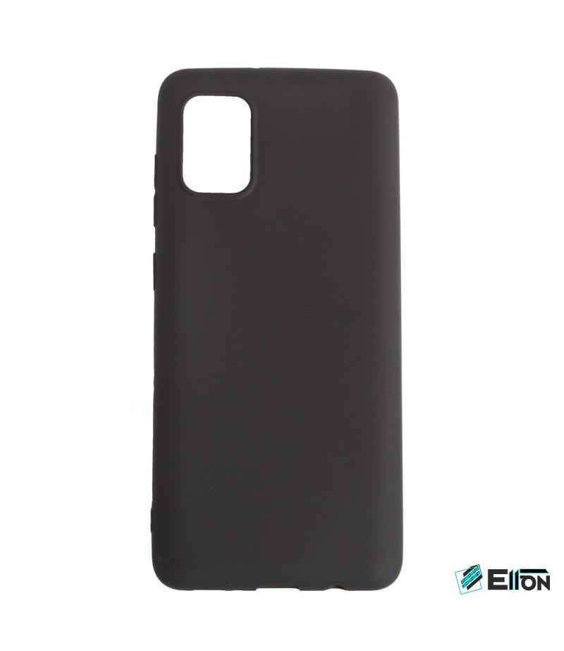 Black Tpu Case für Samsung Galaxy M51, Art.:000499