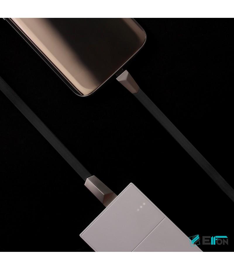 Hoco X4 Zinklegiertes Rautenförmiges Micro USB-Kabel 1.2m, Art.:000093