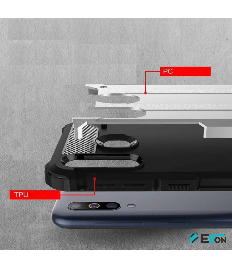 Shockproof cover 2 in 1 (TPC+PC) für Huawei Mate 20, Art.:000528