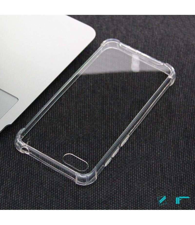 Elfon Drop Case TPU Anti-Rutsch Kratzfest Crystal (1mm) für Huawei Y5 2018, Art.:000308