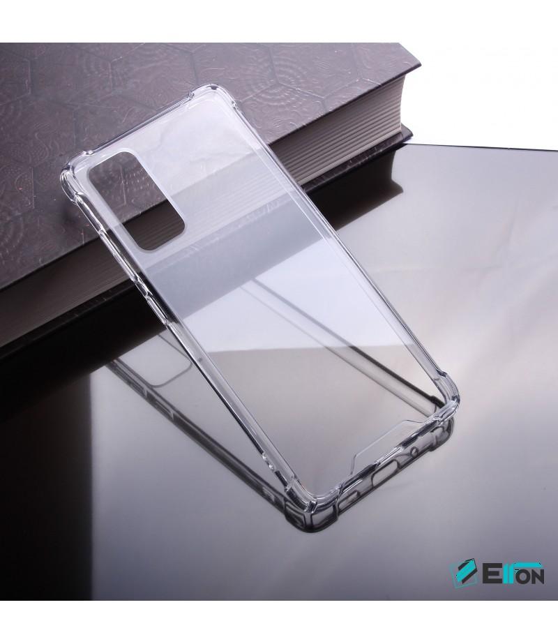 Premium Elfon Drop Case TPU+PC hart kratzfest kristallklar für Samsung S20 FE/ FE 5G, Art:000099-1