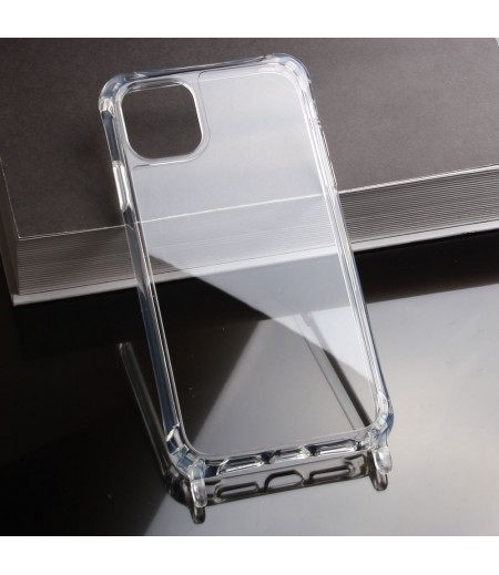 Elfon Transparent Dropcase mit Clear Ring für iPhone 11 Pro, Art.: 000802