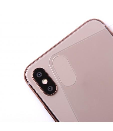 Rückseitenschutz aus gehärtetem Glas für iPhone XS Max (0,3 mm) A 2.5D, Art:000101