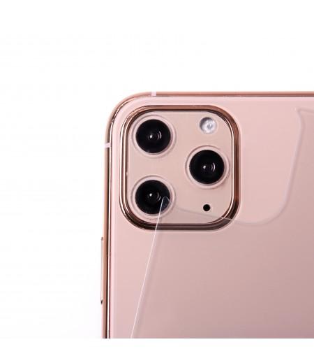 Rückseitenschutz aus gehärtetem Glas für iPhone 11 Pro Max (0,3 mm) A 2.5D, Art:000101