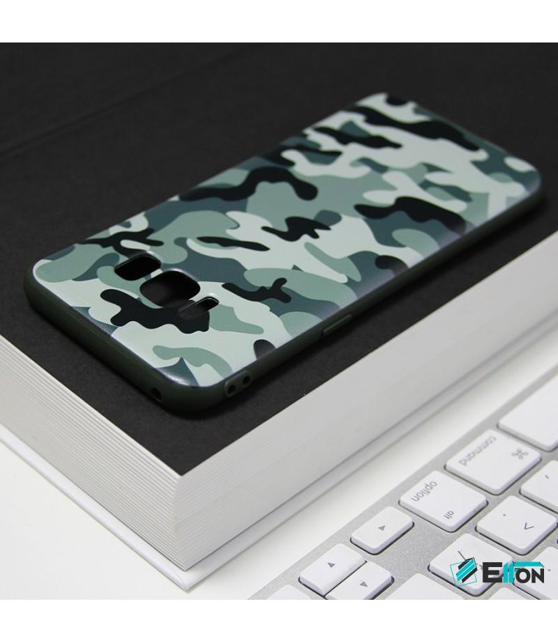 Camouflage/Tarnaufdruck Hülle für Samsung Galaxy S8, Art.:000034