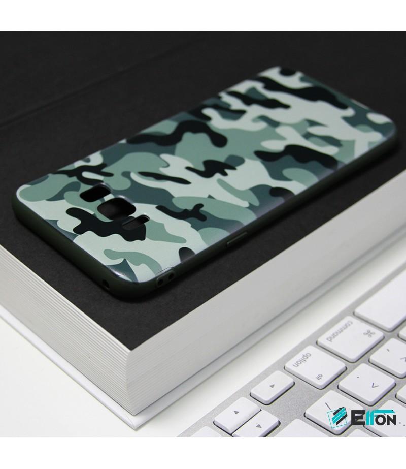 Camouflage/Tarnaufdruck Hülle für Samsung Galaxy S8 Plus, Art.:000034