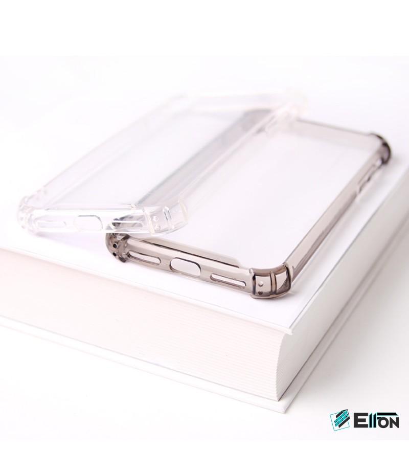 Vorpräparierte Hülle mit LöchernTPU+PC hart kristallklar für Samsung Galaxy A40, Art.:000004