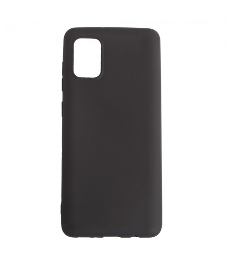 Black Tpu Case für Samsung Galaxy A31, Art.:000499