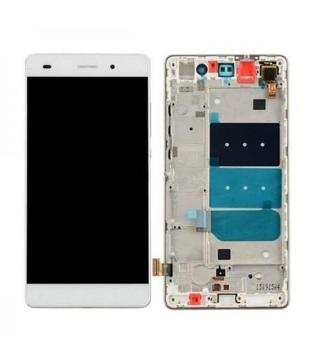 Huawei P8 Lite 2017 Display and Digitizer White