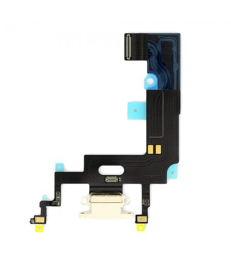 For iPhone Xr System Connector Flex White, SKU: 8BFF7A7CA2