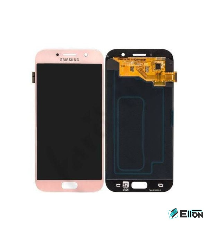 Samsung Galaxy A5 A520F (2017) Display and Digitizer Pink