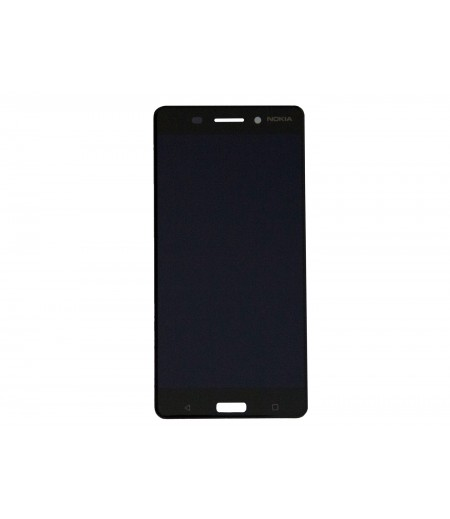 Nokia 6 Display and Digitizer Black
