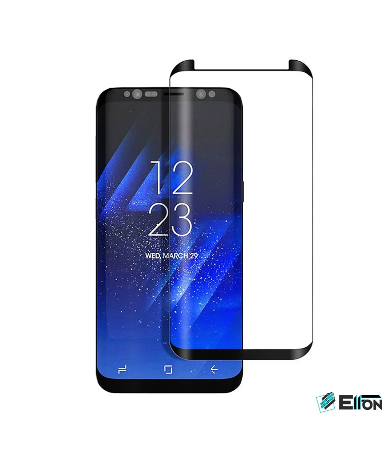 Mini Curved Screen Protector (Side-Glue) für Galaxy S8, Art.:000102-2
