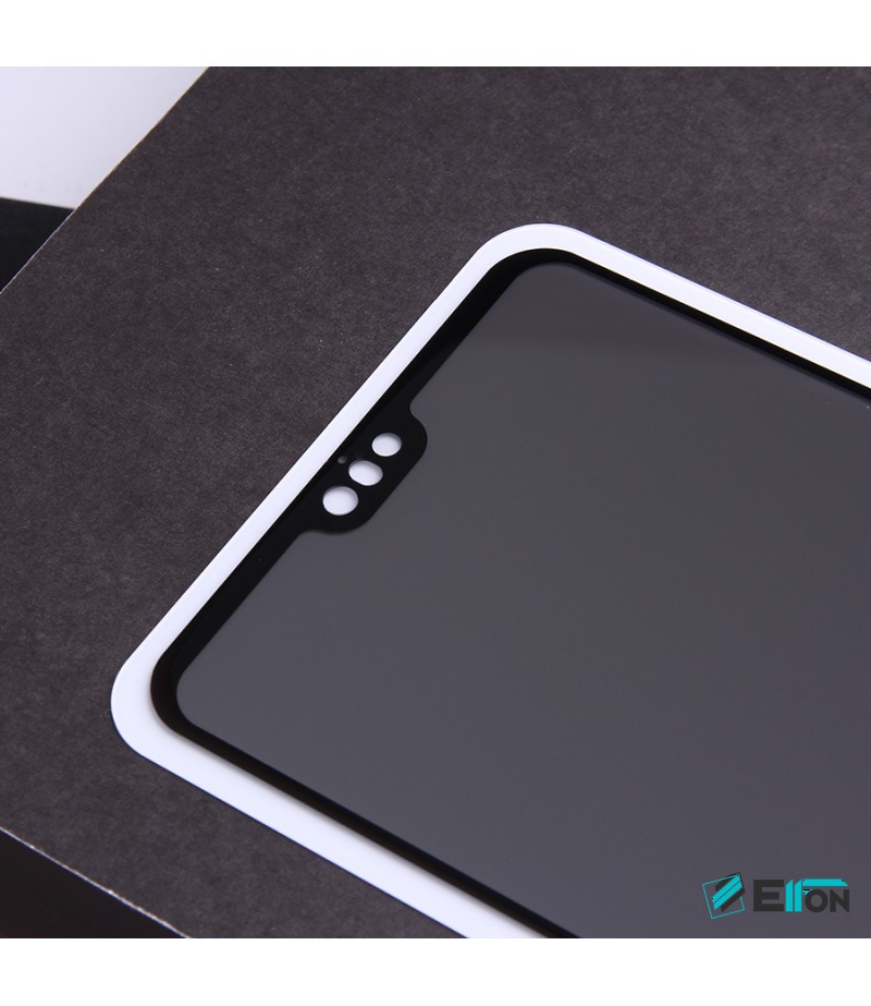 360 grad Privacy Screen protector with 2 strong Silk Screens für Galaxy A50 , Art:000591-1