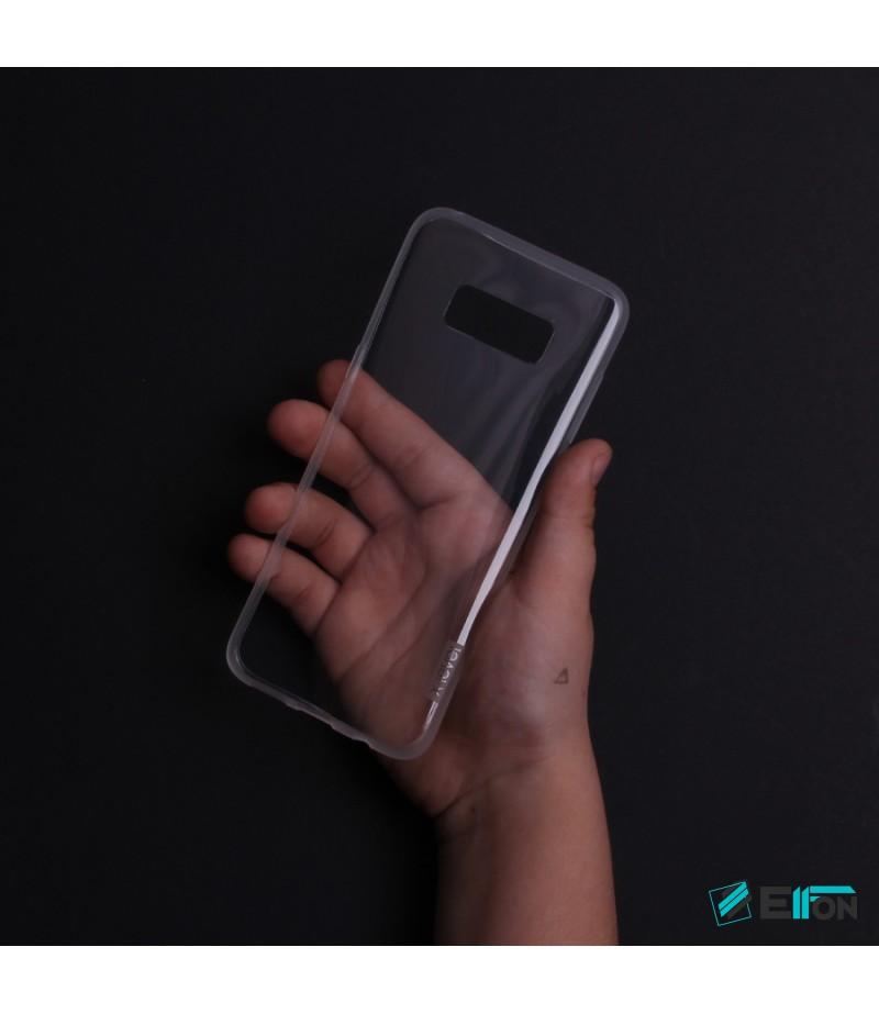 Soft TPU Anti Slip Clear Back Cover für Samsung Galaxy S8, Art.:000106